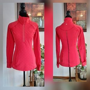 Lululemon Half-Zip Running Pullover size 4